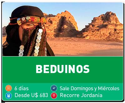 Tour Beduinos