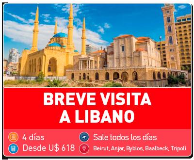 Tour Breve Visita a Líbano