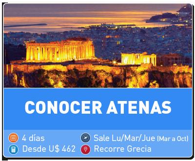 Tour Conocer Atenas