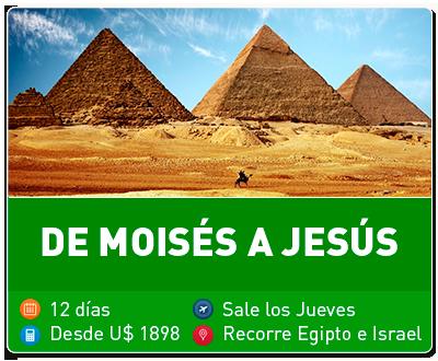 De Moisés a Jesús