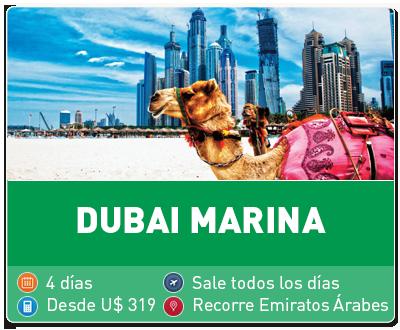Tour Dubai Marina