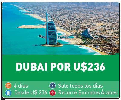 Tour Dubai por 236