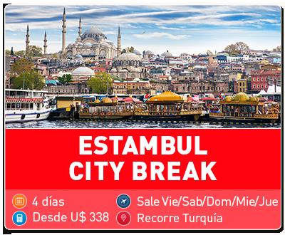 Estambul City Break