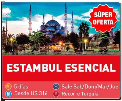 Estambul Esencial