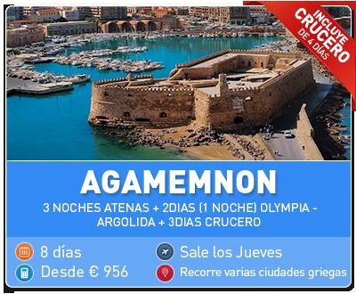 Tour Grecia Agamemnon