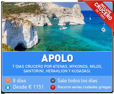 Tour Grecia Apolo
