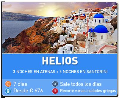 Tour Grecia Helios