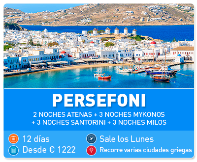 Tour Grecia Persefoni