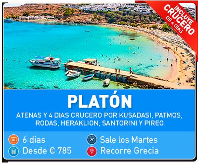 Tour Grecia Platon
