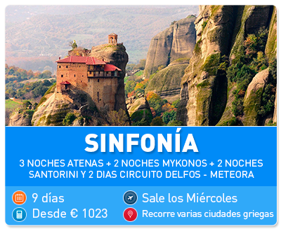 Tour Grecia Sinfonia