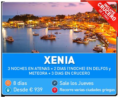 Tour Grecia Xenia