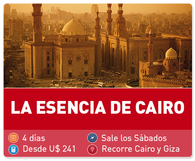 Tour La Esencia de Cairo