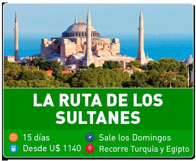 La Ruta de los Sultanes