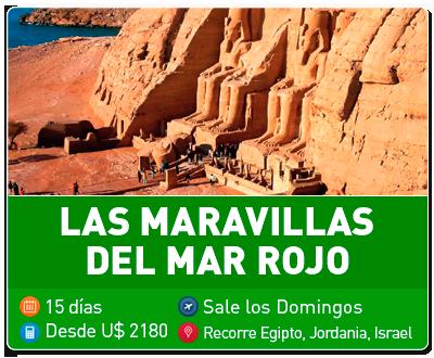 Tour Las Maravillas del Mar Rojo