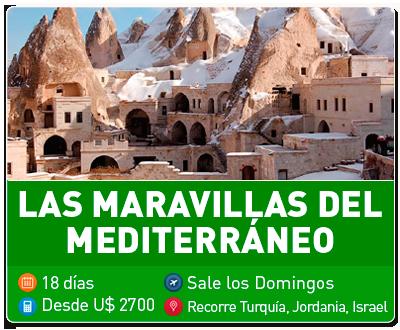 Las Maravillas del Mediterraneo