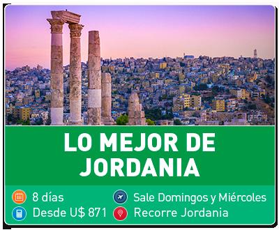 Tour Lo Mejor de Jordania