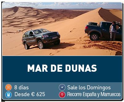 Tour Mar de Dunas
