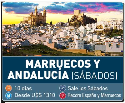 Tour Marruecos y Andalucía (Martes)