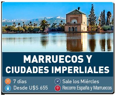 Tour Marruecos y Ciudades Immperiales