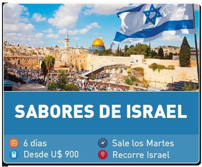 Tours Sabores de Israel