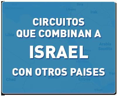 Tours que combinan a Israel con otros países
