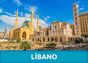 Tours por Libano