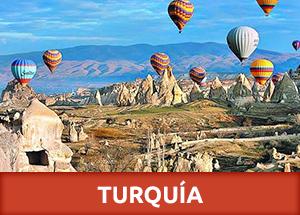 Tours por Turquía